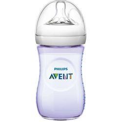 Butelka dla niemowląt Natural 260 ml różowa SCF693/14 Avent - BEZPŁATNY ODBIÓR: WROCŁAW!