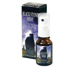 Black Stone - Delay Spray Opóźniający Wytrysk 15ml | 100% DYSKRECJI | BEZPIECZNE ZAKUPY