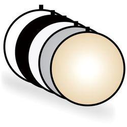 Blenda fotograficzna 5w1 okrągła 107cm GOLD