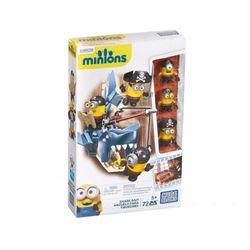 Mega Bloks Minionki Figurki z rekinem / Przyjęcie urodzinowe Wampirów