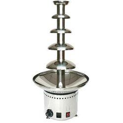 Fontanna czekoladowa 80 cm | 8kg | 300W | 220-240V | śr. 370x(H)800mm