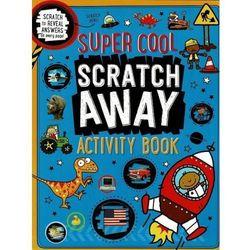 Scratch Away Activity Book Super Cool ćwiczenia do nauki angielskiego