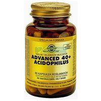 Witaminy i minerały, SOLGAR Advanced 40+ Acidophilus 60 Kapsułek