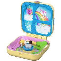 Mattel mały świat w pudełku Polly Pocket Unicorn Utopia
