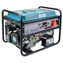 Agregat prądotwórczy KS 100003-3 ATS moc8 kW KÖNNER & SÖHNEN