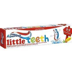 Aquafresh Little Teeth Pasta do Zębów dla Dzieci 3-5 lat 50 ml