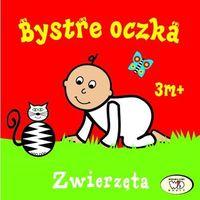 Książki dla dzieci, Bystre oczka Zwierzęta - Wysyłka od 3,99 - porównuj ceny z wysyłką (opr. kartonowa)