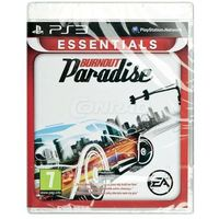 Gry PS3, Burnout Paradise (PS3)