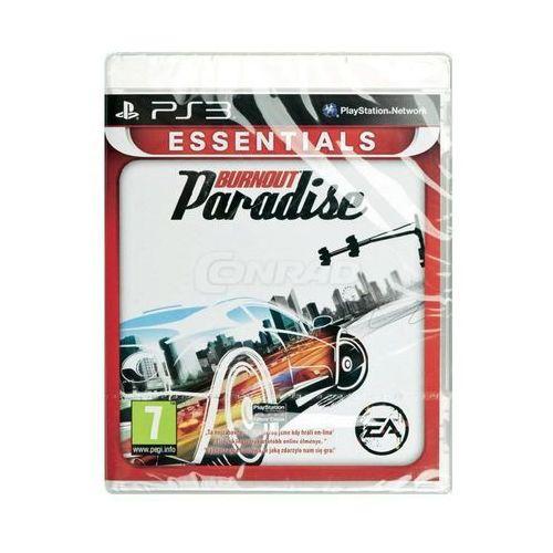 Gry PS3, Burnout Paradise (PS3)