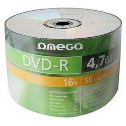 Omega DVD-R 4,7GB 16X 50 szt.