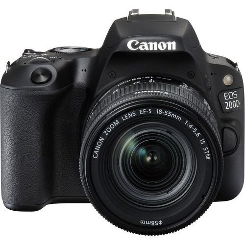 Lustrzanki cyfrowe, Canon EOS 200D