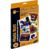 Papiery fotograficzne, Papier fotograficzny A4/190g matowy 50 arkuszy