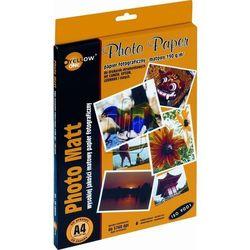 Papier fotograficzny A4/190g matowy 50 arkuszy