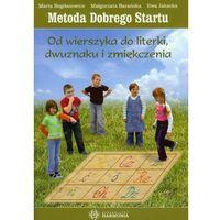 Książki dla młodzieży, Od wierszyka do literki, dwuznaku i zmiękczenia (opr. miękka)