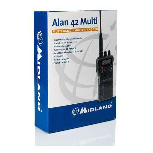 CB radia, Alan 42 Plus Multi