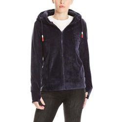 bluza BENCH - Fleece Zip Through Hoody Essentially Navy (BL11341) rozmiar: S