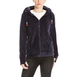 bluza BENCH - Fleece Zip Through Hoody Essentially Navy (BL11341)