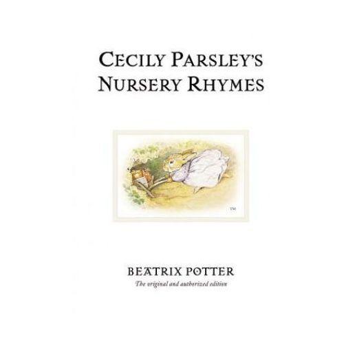 Książki do nauki języka, Cecily Parsley`s Nursery Rhymes (opr. twarda)