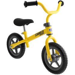 Rowerek biegowy CHICCO Ducati Scrambler Żółty + DARMOWY TRANSPORT!