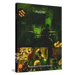 Pustki. Najmniejszy Koncert Świata (książka + DVD)