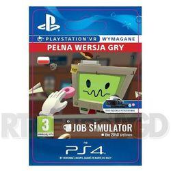 Job Simulator (PS4)