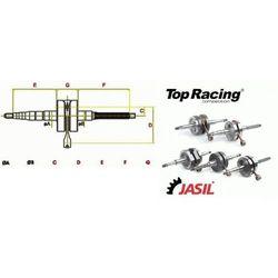 Wał Korbowy TOP RACING STANDARD Yamaha DT 50 MX WAJ6030034