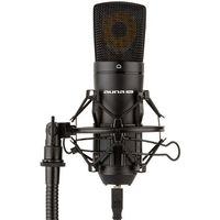 Mikrofony, Auna MIC-920B mikrofon pojemnościowy studio mikrofon wielkomembranowy czarny