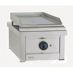 Płyta grillowa elektryczna, nastawna, 4,2 kW, 400x700x230 mm   ASBER, ECO COOK