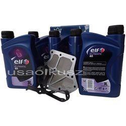 Filtr oraz olej ELF ATF-III automatycznej skrzyni biegów Infiniti I30 1997