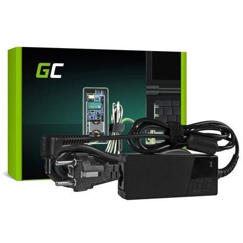 Zasilacze do notebooków, Zasilacz sieciowy 19V 1.75A 4.0x1.35mm 33W (GreenCell)