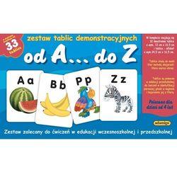 Od A... do Z Zestaw tablic edukacyjnych