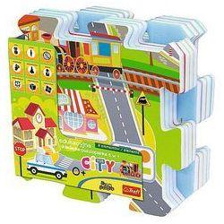 Edukacyjna układanka City Fun 5 w 1
