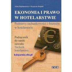 Ekonomia i prawo w hotelarstwie podręcznik (opr. miękka)