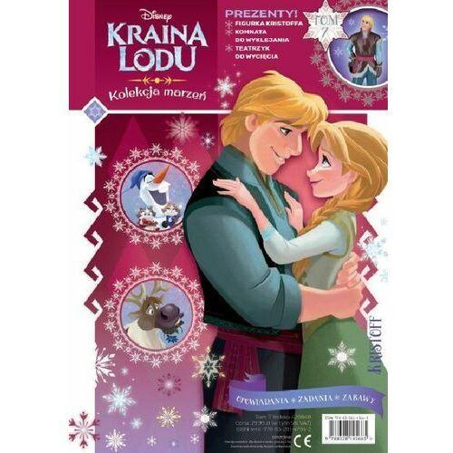 Książki dla dzieci, Kraina Lodu. Kolekcja marzeń T.7 (opr. miękka)