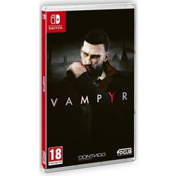 Vampyr Gra NINTENDO SWITCH