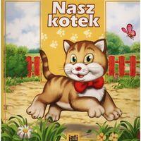 Książki dla dzieci, Nasz kotek (opr. kartonowa)