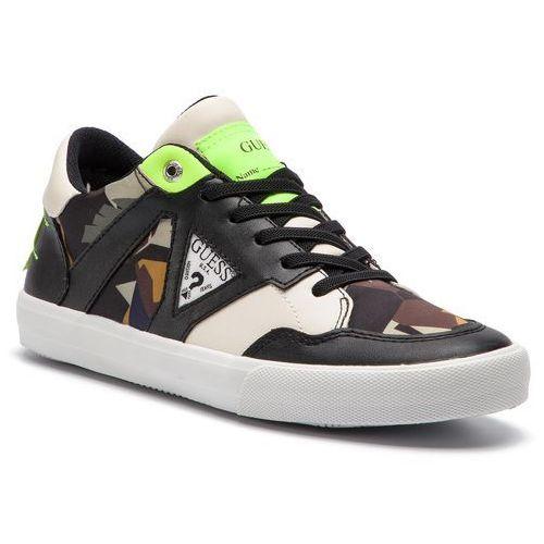 22d8422c341b0 Sneakersy GUESS - FJ5BRI ELE12 BLACK