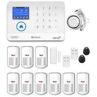 Zestawy alarmowe, bezprzewodowy zestaw alarmowy OPTIMA 1 EO01 - PG R9 + syrena 105 dB