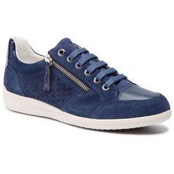 Sneakersy GEOX - D Myria A D9268A 00022 C4000 Blue