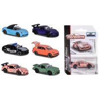 Osobowe dla dzieci, Majorette Porsche Premium Cars mix