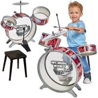 Instrumenty dla dzieci, MMW Zestaw perkusyjny +DARMOWA DOSTAWA przy płatności KUP Z TWISTO