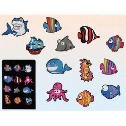 MAGNES MAGNESY NA LODÓWKĘ-- morskie zwierzątka