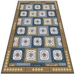 Uniwersalny dywan winylowy Uniwersalny dywan winylowy Geometryczna kostka