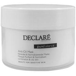 Declare PURE BALANCE ANTI-OIL MASK Maska oczyszczająco-normalizująca (4637)
