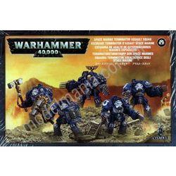 S/marine Terminator Close Combat Squad (48-34) GamesWorkshop 99120101037