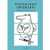 Książki dla dzieci, Poznajemy zwierzaki (opr. broszurowa)