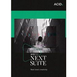 ACID Pro Next Suite (Upgrade z wcześniejszych wszystkich wersji acid pro) - ESD - cyfrowa - Certyfikaty Rzetelna Firma i Adobe Gold Reseller
