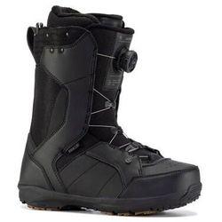Buty snowboardowe ride jackson boa (black) 2021
