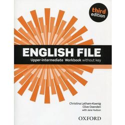 English File Third Edition Upper-Intermediate zeszyt ćwiczeń (opr. broszurowa)