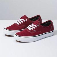 Męskie obuwie sportowe, buty VANS - Authentic Pro Rumba Red/Port Royale (919) rozmiar: 42